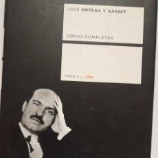 Libros: JOSÉ ORTEGA Y GASSET TOMO 2. Lote 269327343