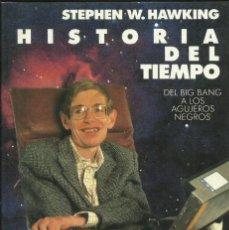 Libros: HISTORIA DEL TIEMPO / STEPHEN HAWKING.. Lote 269948563