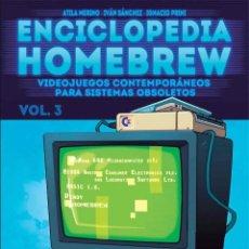 Libros: ENCICLOPEDIA HOMEBREW 03. Lote 270886648