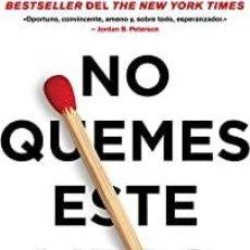 Livros: NO QUEMES ESTE LIBRO DAVE RUBIN. Lote 274309323