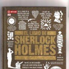 Libri: EL LIBRO DE SHERLOCK HOLMES. ILUSTRADO. EDITORIAL AKAL 2016. Lote 285240283