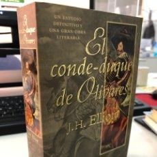 Libros: 1998 EL CONDE DUQUE DE OLIVARES - J. H. ELLIOTT - MONDADORI. Lote 285263728