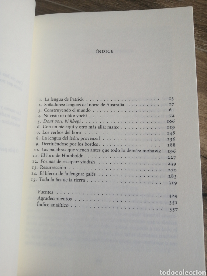 Libros: Aquí se habla - recorrido por las lenguas amenazadas - Foto 4 - 288635968