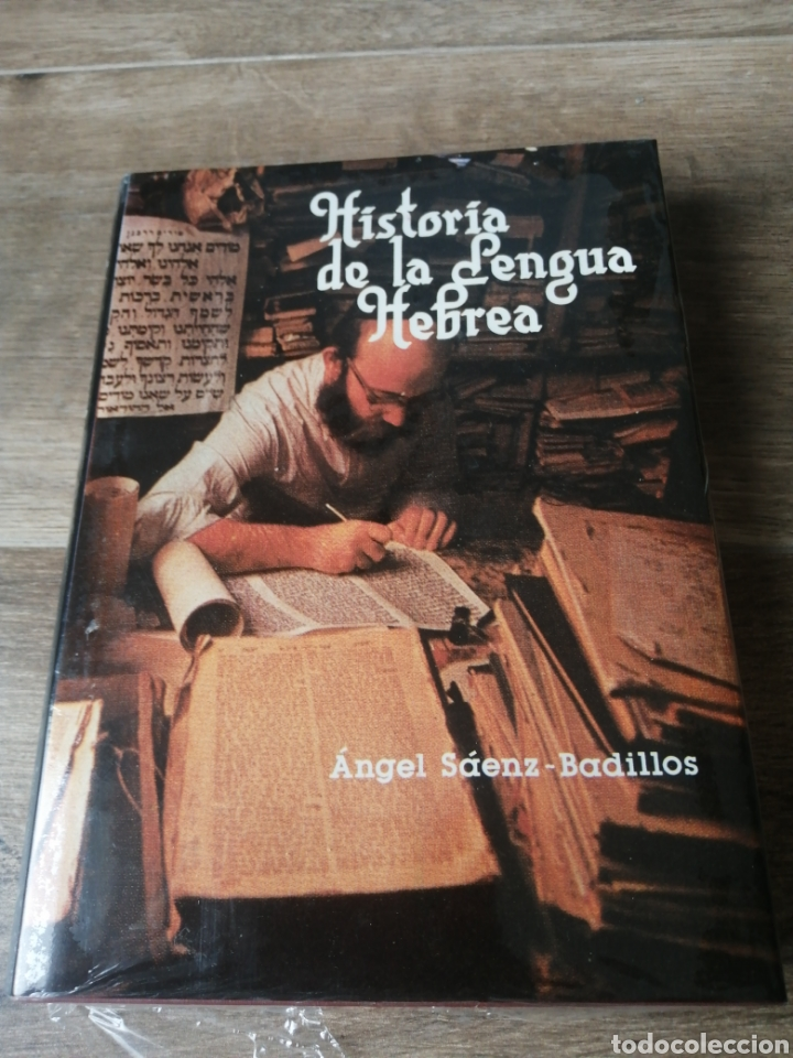 HISTORIA DE LA LENGUA HEBREA (Libros Nuevos - Literatura - Ensayo)