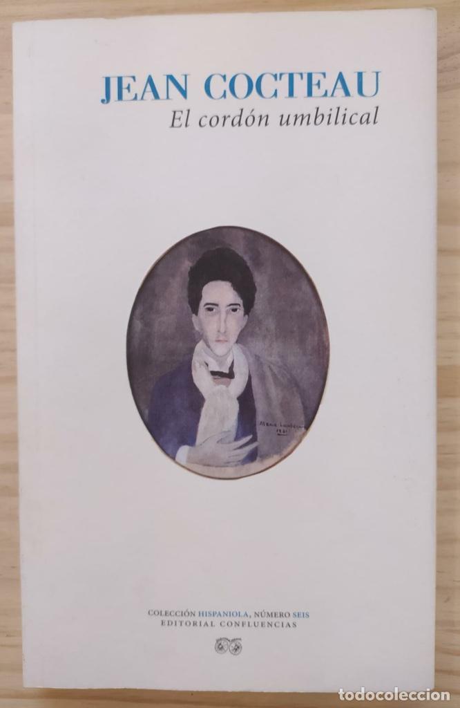JEAN COCTEAU-EL CORDÓN UMBILICAL (Libros Nuevos - Literatura - Ensayo)