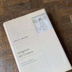 Libros: IMÁGENES DEL COSMOS - JOHN BARROW - PAIDÓS (2009) ENVÍO GRATIS. Lote 294038798