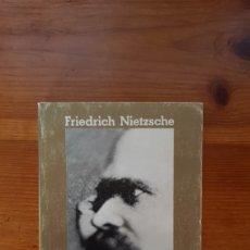 Libros: LA GENEALOGIA DE LA MORAL NIETZSCHE. Lote 296914088