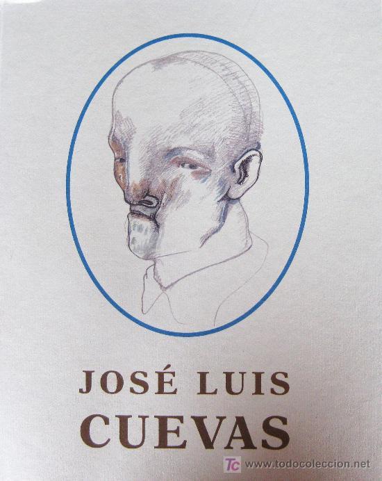 'JOSÉ LUIS CUEVAS' (1998). CATÁLOGO EXPOSICIÓN, DESCATALOGADO, AGOTADO, SIN USO, ESTADO IMPECABLE (Libros Nuevos - Bellas Artes, ocio y coleccionismo - Escultura)