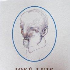 Libros: 'JOSÉ LUIS CUEVAS' (1998). CATÁLOGO EXPOSICIÓN, DESCATALOGADO, AGOTADO, SIN USO, ESTADO IMPECABLE. Lote 27139752