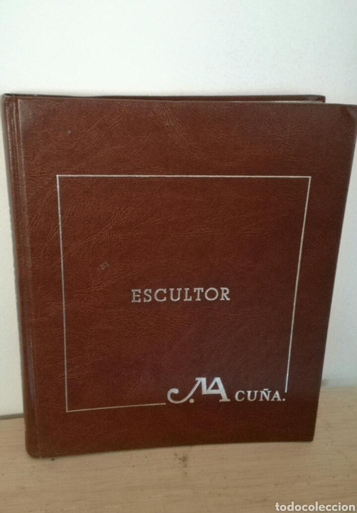 ESCULTOR ACUÑA (Libros Nuevos - Bellas Artes, ocio y coleccionismo - Escultura)