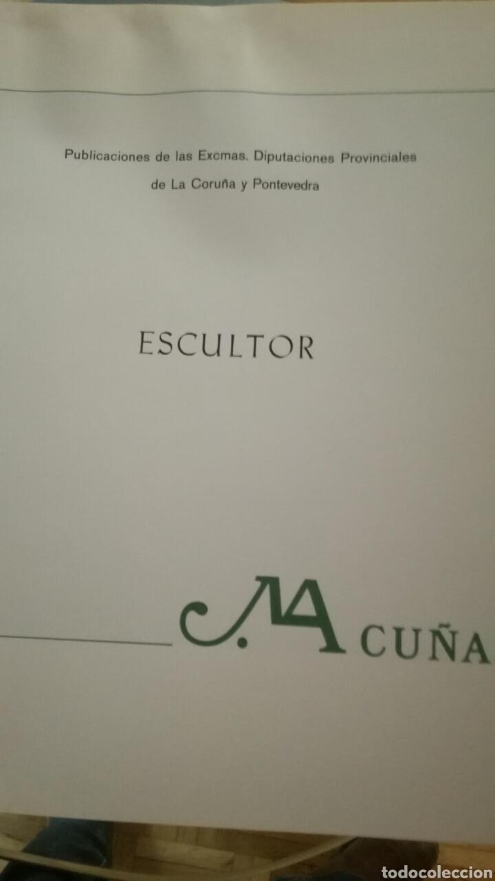 Libros: Escultor Acuña - Foto 4 - 85545971