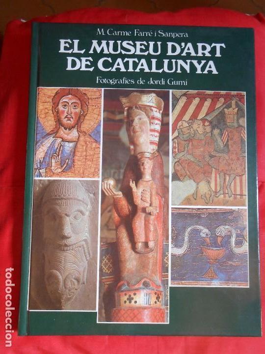 EL MUSEU D'ART DE CATALUNYA - M.CARME FARRÉ I SANPERA (Libros Nuevos - Bellas Artes, ocio y coleccionismo - Escultura)