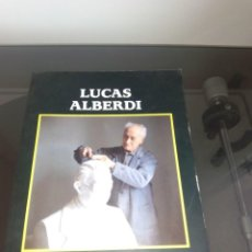 Libros: LUCAS ALBERDI GRABADO DAMASQUINADO ARMAS FIGURAS EIBAR EUSKARA CASTELLANO. Lote 94035605