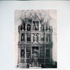 Libros: LACARRA DUCAY, MARÍA CARMEN (COORD.). RETABLOS ESCULPIDOS EN ARAGÓN. DEL GÓTICO AL BARROCO. 2002.. Lote 101053763