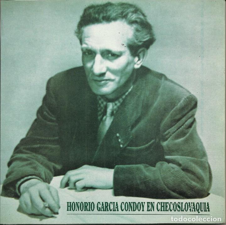 HONORIO GARCIA CONDOY (Libros Nuevos - Bellas Artes, ocio y coleccionismo - Escultura)