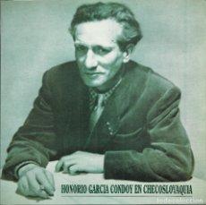 Libros: HONORIO GARCIA CONDOY. Lote 110418247