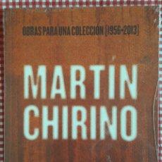 Libros: LIBRO MARTIN CHIRINO. Lote 110972503