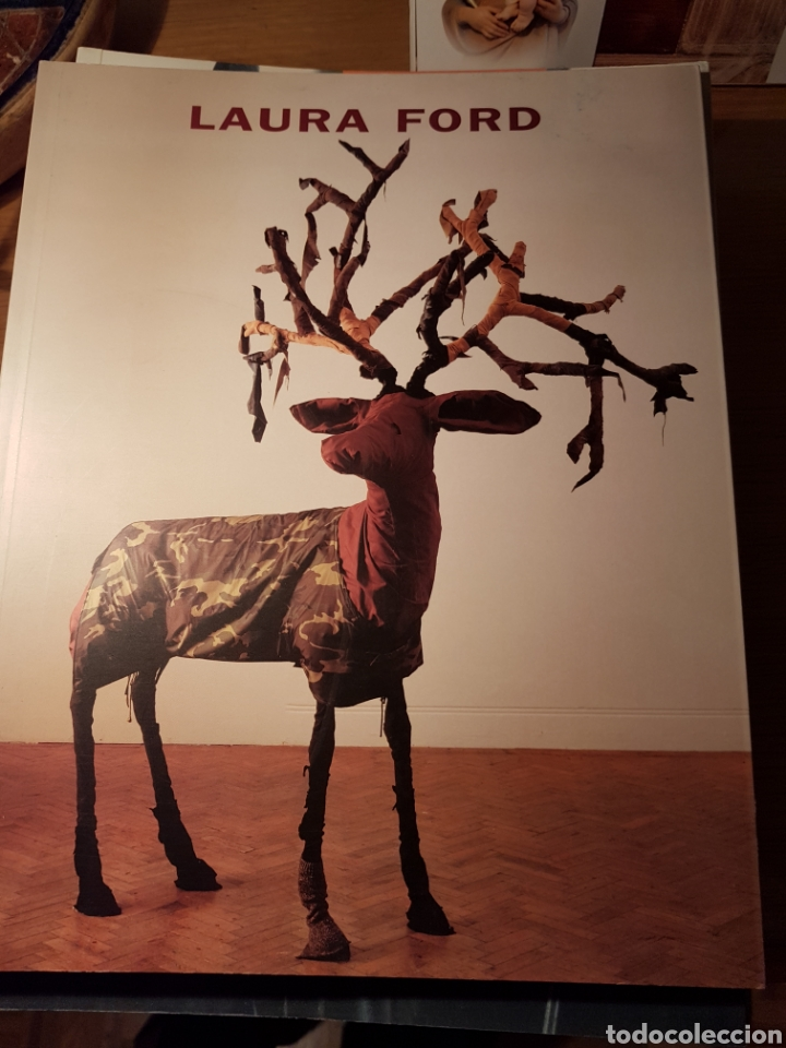 CATÁLOGO EXPOSICIÓN LAURA FORD (Libros Nuevos - Bellas Artes, ocio y coleccionismo - Escultura)
