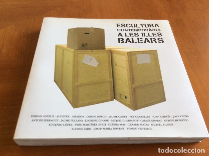 BALEARES: ESCULTURA CONTEMPORÁNEA. (Libros Nuevos - Bellas Artes, ocio y coleccionismo - Escultura)