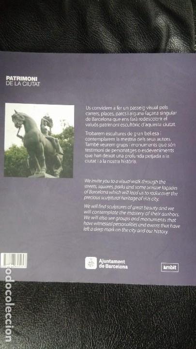 Libros: BARCELONA CIUTAT D'ECULTURES- BARCELONA CITY OF SCULPTURES - Foto 2 - 117219367