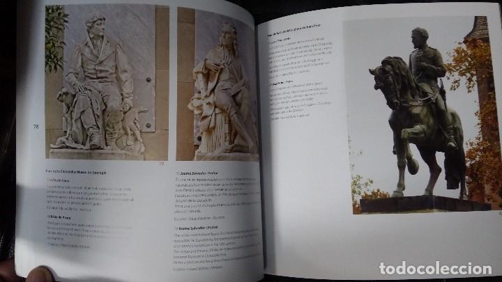 Libros: BARCELONA CIUTAT D'ECULTURES- BARCELONA CITY OF SCULPTURES - Foto 8 - 117219367