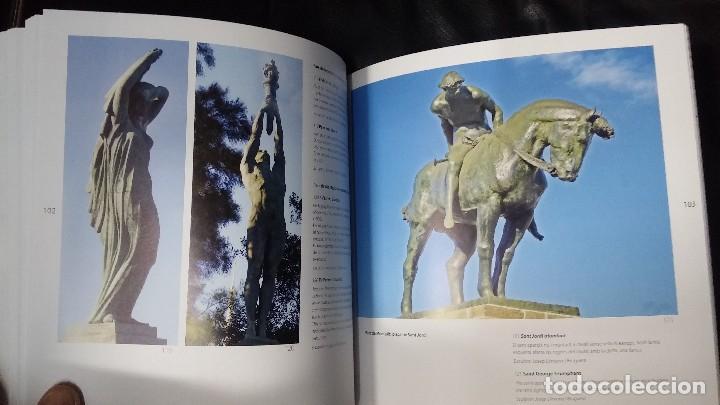 Libros: BARCELONA CIUTAT D'ECULTURES- BARCELONA CITY OF SCULPTURES - Foto 11 - 117219367