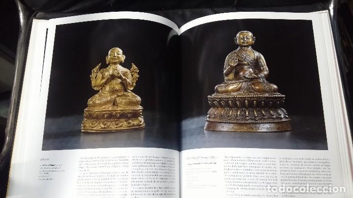 Libros: GRANDES LAMAS DEL TIBET EL ARTE DEL RETRATO EN BRONCE SIGLOS XIII-XIX - Foto 2 - 125324675