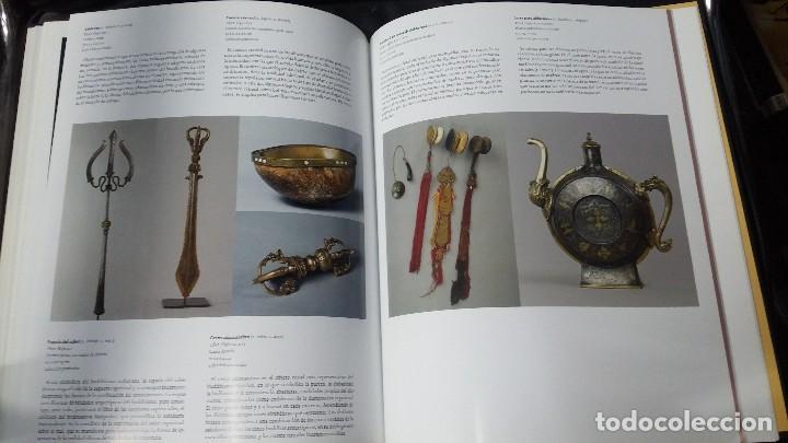 Libros: GRANDES LAMAS DEL TIBET EL ARTE DEL RETRATO EN BRONCE SIGLOS XIII-XIX - Foto 3 - 125324675