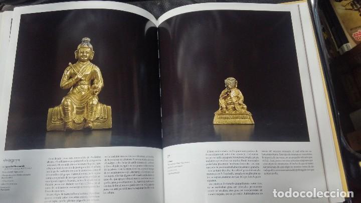 Libros: GRANDES LAMAS DEL TIBET EL ARTE DEL RETRATO EN BRONCE SIGLOS XIII-XIX - Foto 4 - 125324675