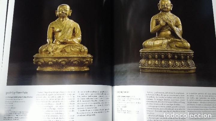 Libros: GRANDES LAMAS DEL TIBET EL ARTE DEL RETRATO EN BRONCE SIGLOS XIII-XIX - Foto 5 - 125324675
