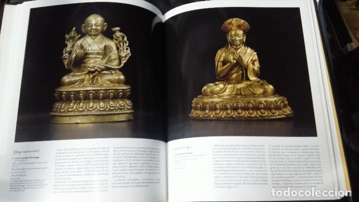 Libros: GRANDES LAMAS DEL TIBET EL ARTE DEL RETRATO EN BRONCE SIGLOS XIII-XIX - Foto 8 - 125324675