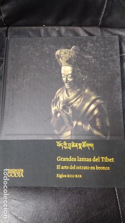 GRANDES LAMAS DEL TIBET EL ARTE DEL RETRATO EN BRONCE SIGLOS XIII-XIX (Libros Nuevos - Bellas Artes, ocio y coleccionismo - Escultura)