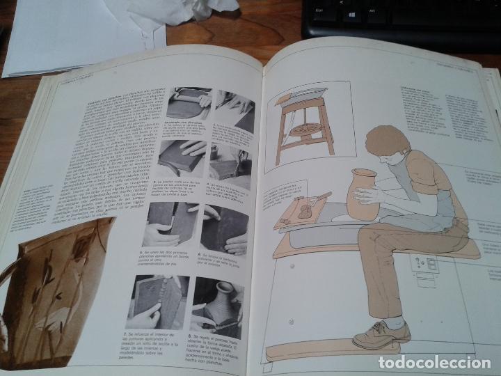 Libros: Guia completa de Escultura, Modelado y Cerámica. Técnicas y materiales. 1982 - Foto 8 - 124459375