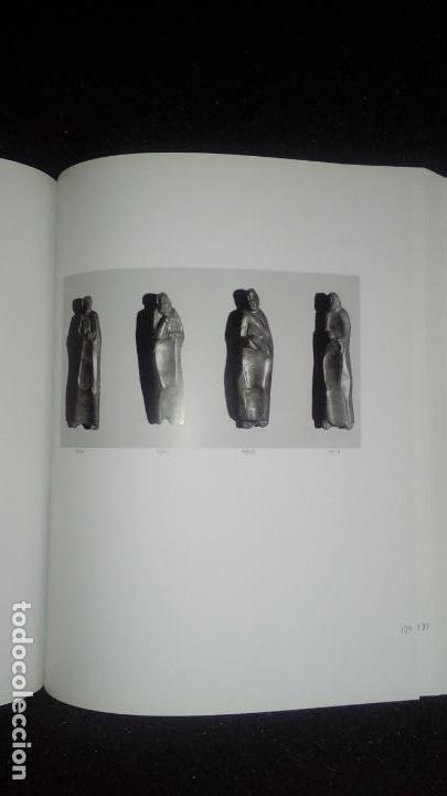 Libros: Oteiza. Escultura Vasca. Mucha ilustración - Foto 3 - 132624654