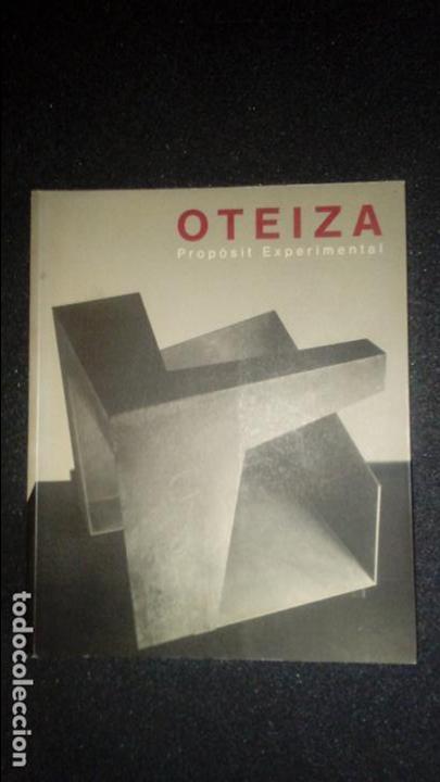 OTEIZA, ESCULTURA VASCA. TXOMIN BADIOLA. (Libros Nuevos - Bellas Artes, ocio y coleccionismo - Escultura)