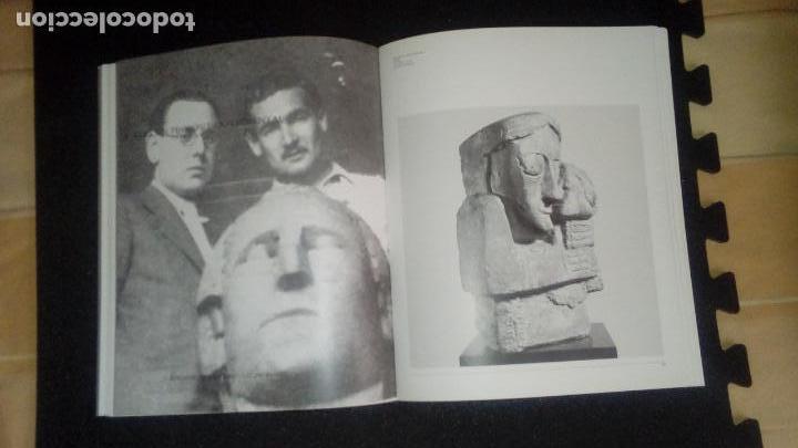 Libros: Oteiza, Escultura Vasca. Txomin Badiola. - Foto 2 - 132625370