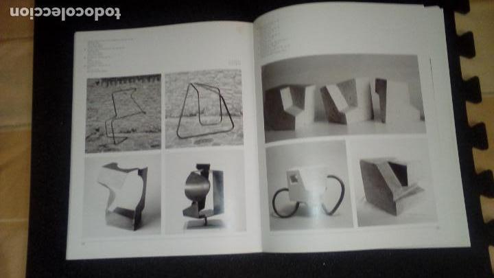 Libros: Oteiza, Escultura Vasca. Txomin Badiola. - Foto 3 - 132625370
