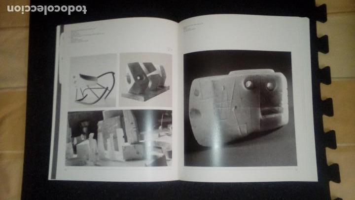 Libros: Oteiza, Escultura Vasca. Txomin Badiola. - Foto 4 - 132625370