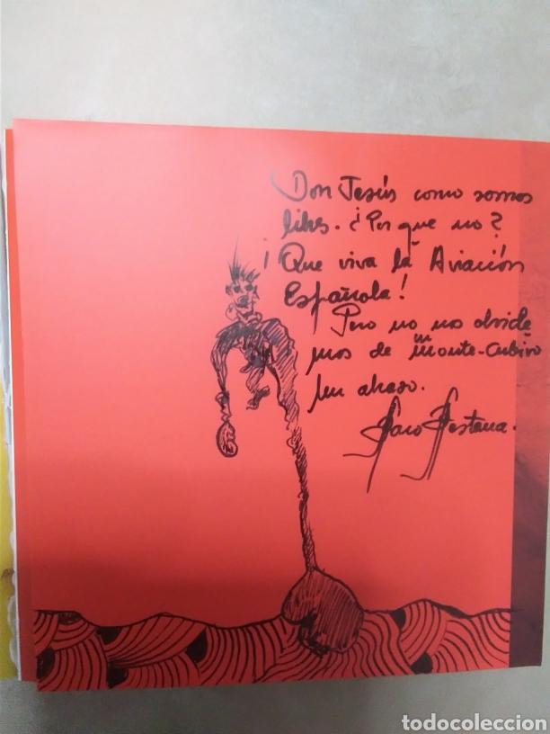 Libros: Libro con dedicatoria del artista Paco Pestana. Así será unha vaquiña pequena o leite que dá. - Foto 3 - 144782254