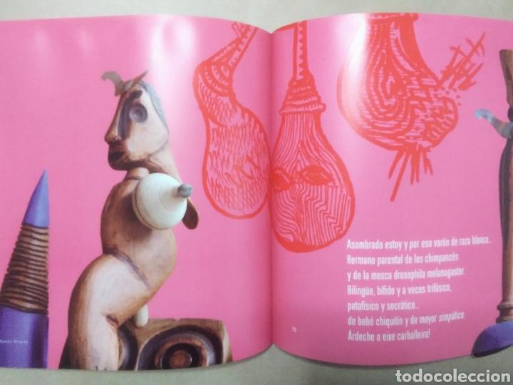 Libros: Libro con dedicatoria del artista Paco Pestana. Así será unha vaquiña pequena o leite que dá. - Foto 6 - 144782254