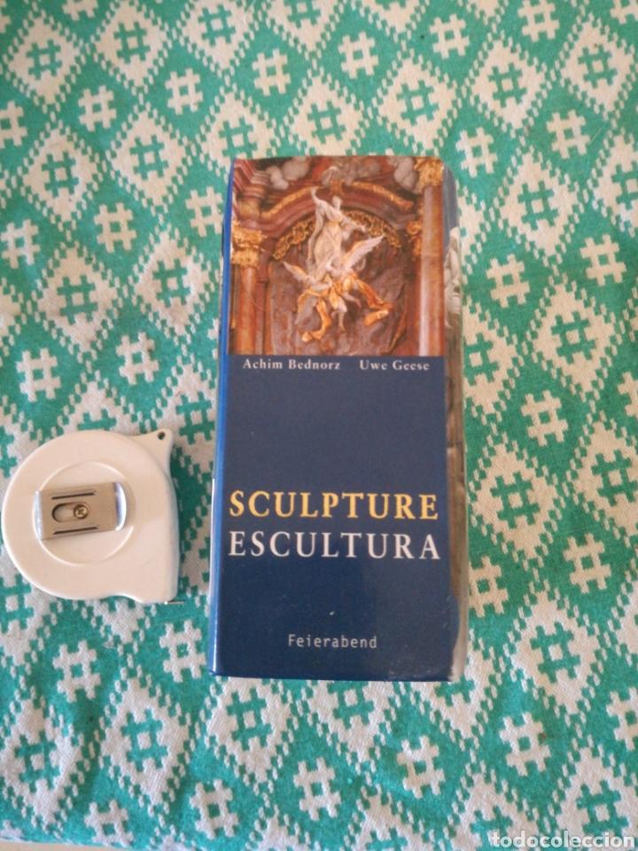 Libros: LIBRO DE ESCULTURA - Foto 2 - 148750532