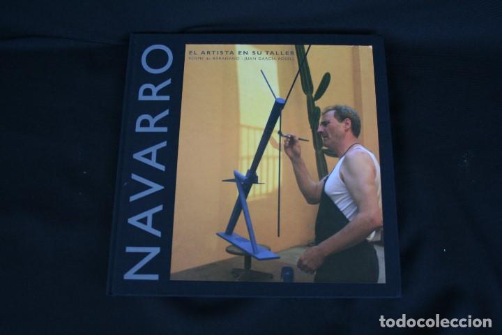 MIQUEL NAVARRO. EL ARTISTA EN SU TALLER (Libros Nuevos - Bellas Artes, ocio y coleccionismo - Escultura)