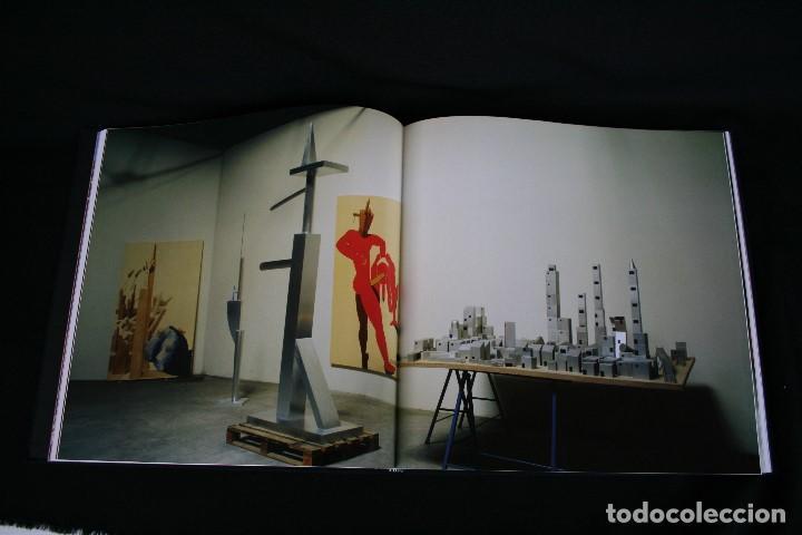 Libros: Miquel Navarro. El artista en su taller - Foto 2 - 150565294