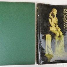 Libros: UN SIGLO DE ESCULTURA CATALANA. J.M. INFIESTA MONTERDE. EDIC. AURA. BARCELONA 1975. Lote 153302234