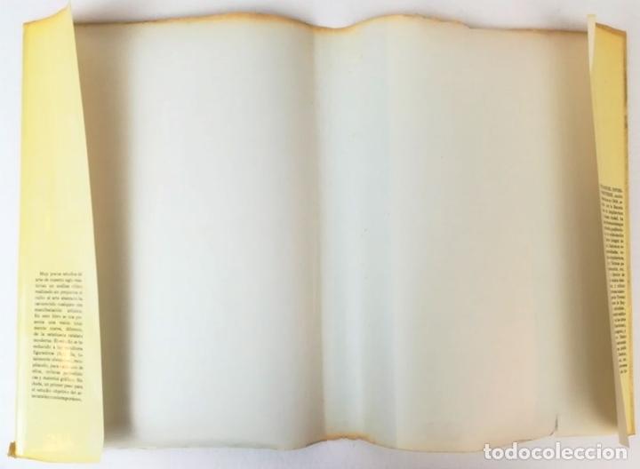 Libros: UN SIGLO DE ESCULTURA CATALANA. J.M. INFIESTA MONTERDE. EDIC. AURA. BARCELONA 1975 - Foto 2 - 153302234