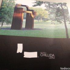 Libros: MUSEO CHILLIDA LEKU. Lote 155984176