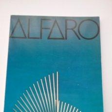 Libros: LIBRO ALFARO SALA GASPAR.. Lote 160715232