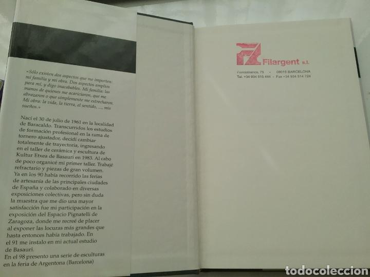 Libros: Libro Lizaso Arte y sentimiento. Darby Louise - Foto 2 - 164604798
