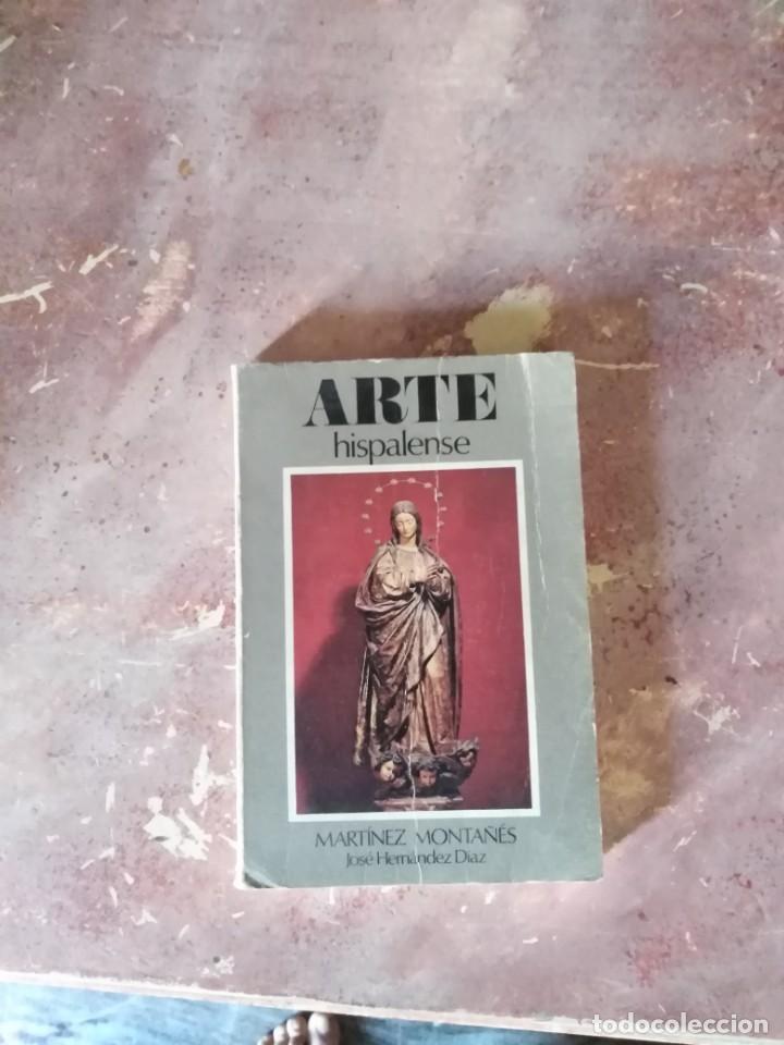 ARTE HISPALENSE. MARTÍNEZ MONTAÑÉS. (Libros Nuevos - Bellas Artes, ocio y coleccionismo - Escultura)
