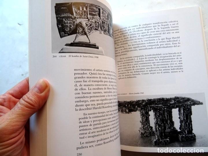 Libros: LA ESCULTURA MODERNA – HERBERT READ - Foto 2 - 172241067